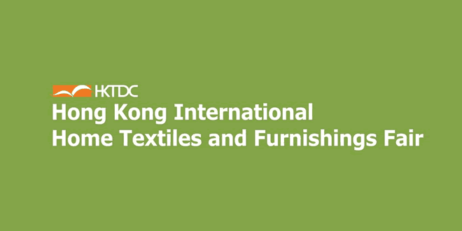 Hong Kong Home Textile & Furnishing Fair 2020