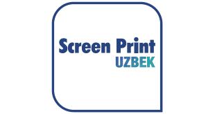 Screen Print Uzbek 2020: Textile, Screen, Printing